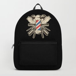Barber Accessories | Beard Hairdresser Backpack