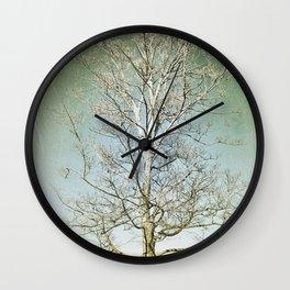 Tree 5 Wall Clock