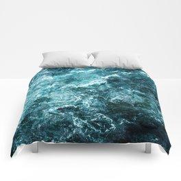 Water 1 Comforters