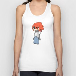 Dusk - Official Character Art Unisex Tank Top