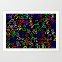 flash Art Prints featuring Flash by LoRo  Art & Pictures