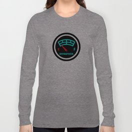 Out of Give-A-Fuck Long Sleeve T-shirt