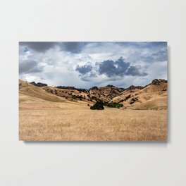 Sutter Buttes view 2019 Metal Print