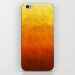 """Sabana Dawn Light"" iPhone Skin"