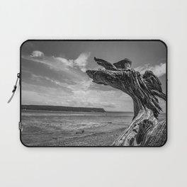 Whidbey Island Driftwood Laptop Sleeve