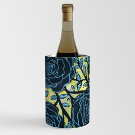 Black and Blue Wine Chiller