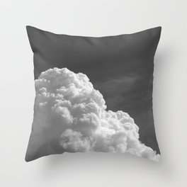 Cloudscapes 4 Throw Pillow