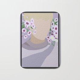 Flower Boy #2 Bath Mat
