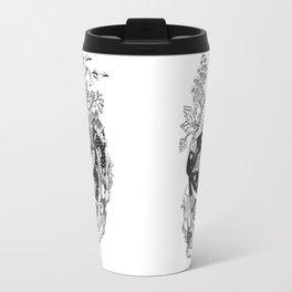 Space Heart Travel Mug