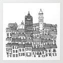 Siena, Italy by cardinecaffery