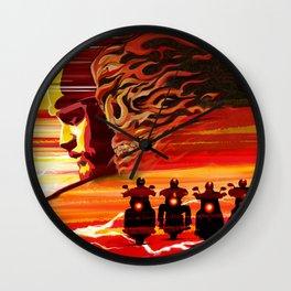 Jax Teller SOA Wall Clock
