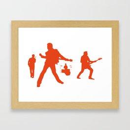 You2 Framed Art Print