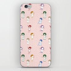 some girls iPhone & iPod Skin