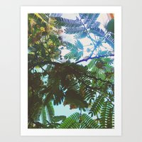 Oh, summer. Art Print