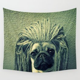 Do You Think I Need a Rasta Hat? Wall Tapestry