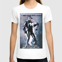 terminator T-shirts featuring Terminator by MartiniWithATwist