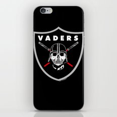 Oakland Vaders iPhone & iPod Skin