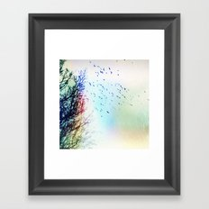 Tension  Framed Art Print