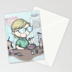 Breakfast With Jeffrey Stationery Cards