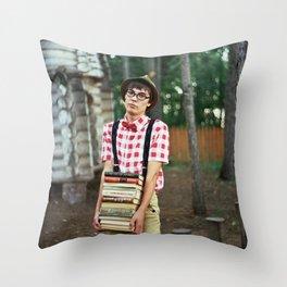 wonk? Throw Pillow