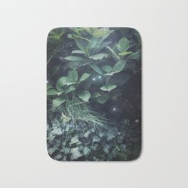 Garden Lights Bath Mat