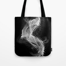 ossitext2 Tote Bag