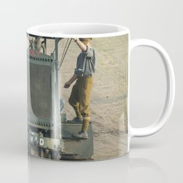 Gun Tractor  Coffee Mug