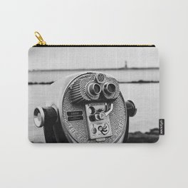 Looking At Lady Liberty Carry-All Pouch