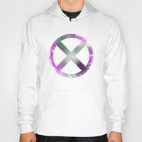 x men Hoodies featuring X-Men by Trey Crim