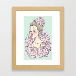 Eilid Framed Art Print