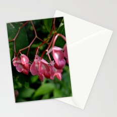 Heart Flower Stationery Cards