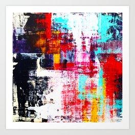 Paint10 Summertime Ex Art Print