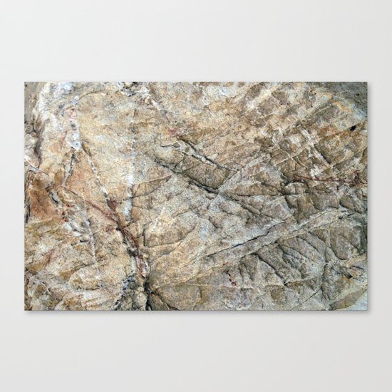 Stone Art II Canvas Print