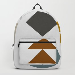 Mid West Geometric 03 Backpack
