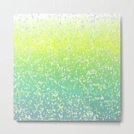 Gleaming Rainbow 9 Metal Print