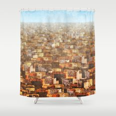 Mexico City Shower Curtain