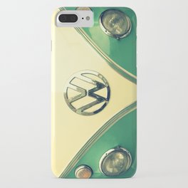 Aqua Sprinkles iPhone Case