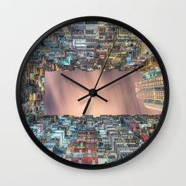 Hong Kong architecture Wall Clock