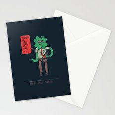 Four Eyed Clover Stationery Cards