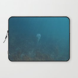 Lonely soul jellyfish Laptop Sleeve