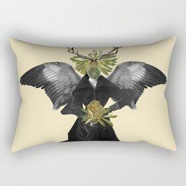 complicated creature - stillness Rectangular Pillow