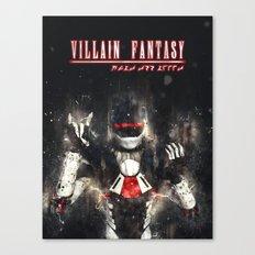 Villain Fantasy_FURY Canvas Print