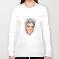 elvis Long Sleeve T-shirts featuring Elvis  by Msimioni