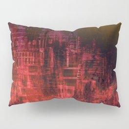 Fantastic Planet / Urban Fantasy Pillow Sham