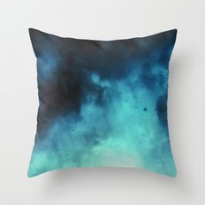 Deneb Throw Pillow