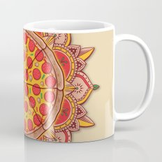 Sacred Pizza Coffee Mug