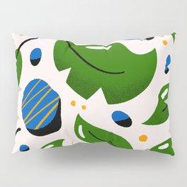 Plant Pattern // 2 Pillow Sham