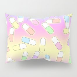 Pills and potions - pastel Pillow Sham