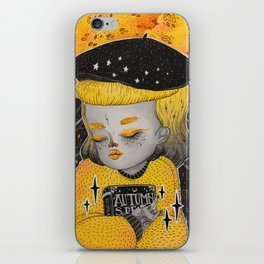 SEPTEMBER iPhone Skin
