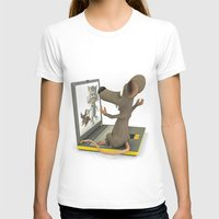 nightmare T-shirts featuring nightmare by Ancello